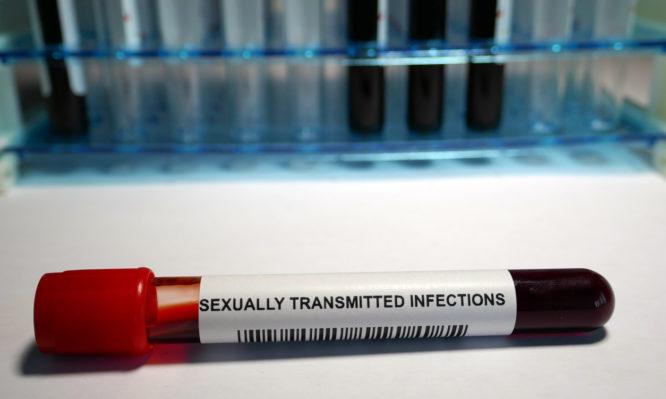 σεξουαλικά μεταδιδόμενα νοσήματα