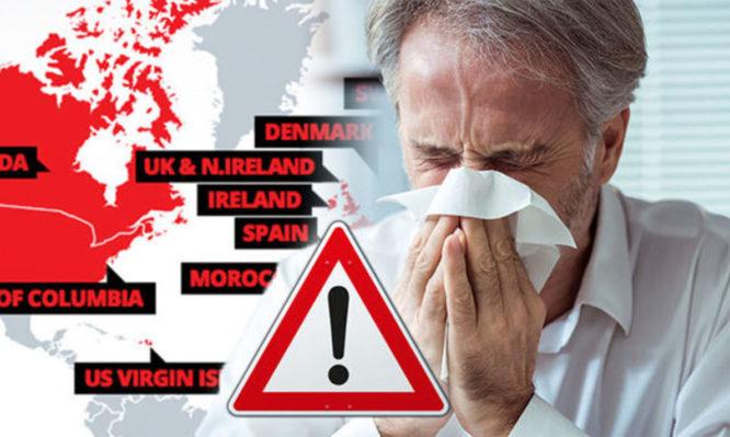 Αυστραλιανή γρίπη