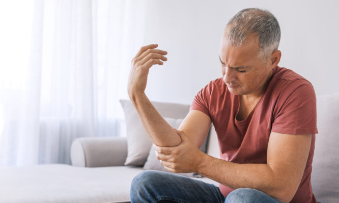 ρευματοειδής αρθρίτιδα