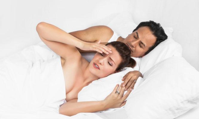 πονοκέφαλος από το σεξ