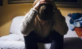 κατάθλιψη