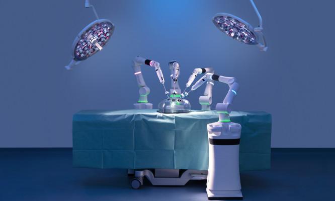 ρομποτική χειουργική