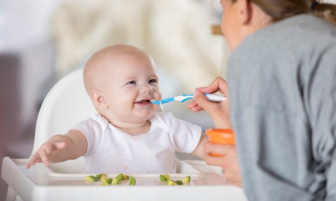 7f1eee66928 Μωρό 6-12 μηνών: Ποιες είναι οι ανάγκες του σε θρεπτικά συστατικά ...