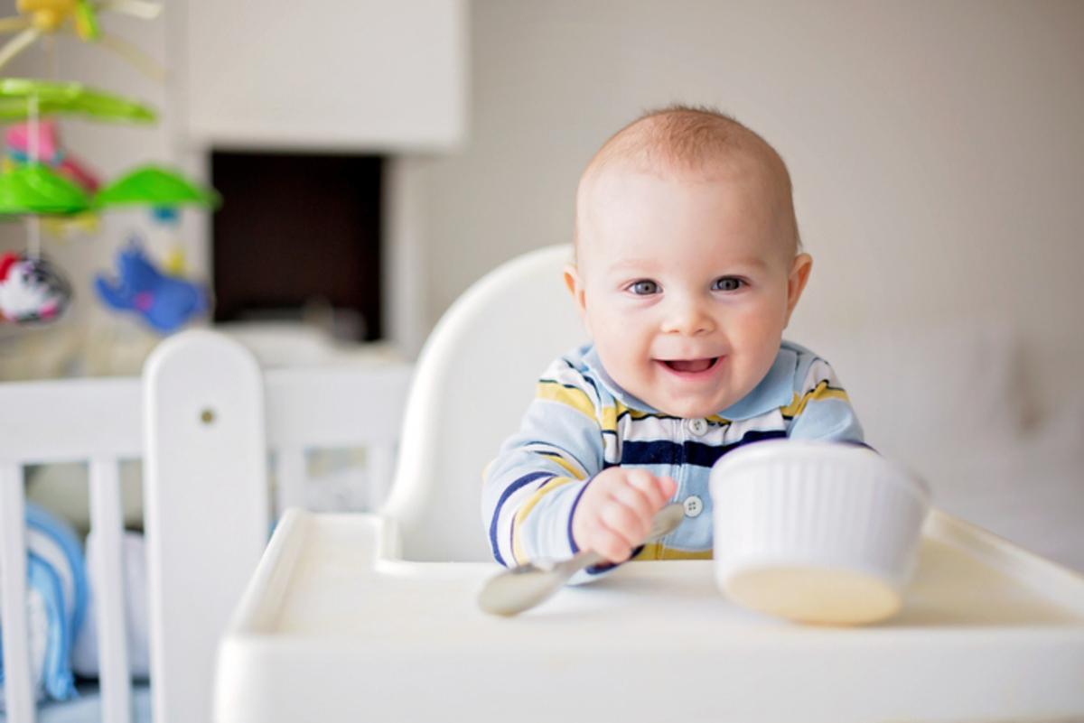 Διατροφή του μωρού