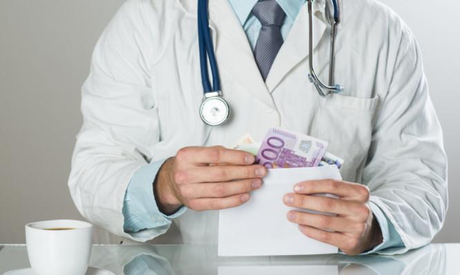 ελευθεροεπαγγελματιών γιατρών