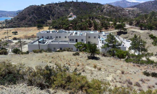 νοσοκομείο Καρπάθου