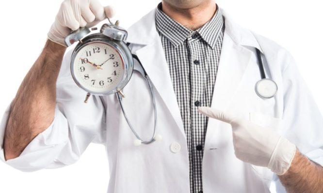 στο γιατρό