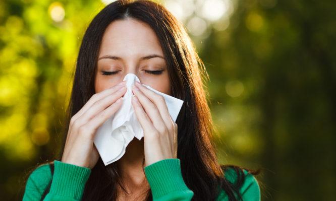 ιγμορίτιδα αλλεργική ρινίτιδα