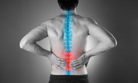πόνος στη μέση