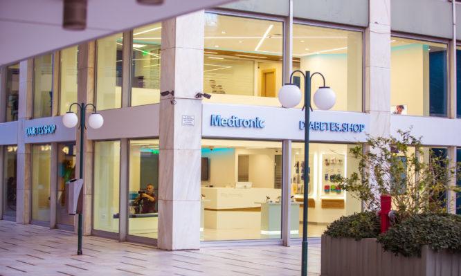 Medtronic diabetes shop