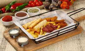 επεξεργασμένα τρόφιμα