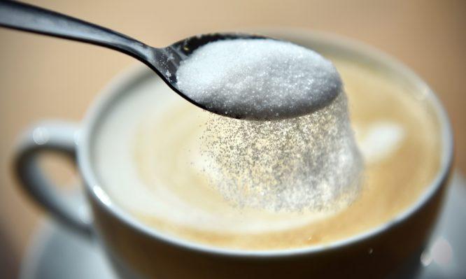 ροφήματα με ζάχαρη