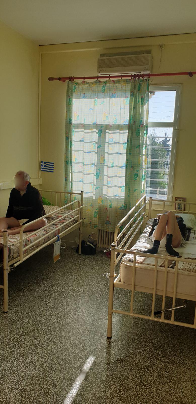 Θεραπευτήριο «Αγία Βαρβάρα»: Σε εγκατάλειψη 150 ΑμεΑ – Χωρίς προσωπικό και χωρίς είδη πρώτης ανάγκης