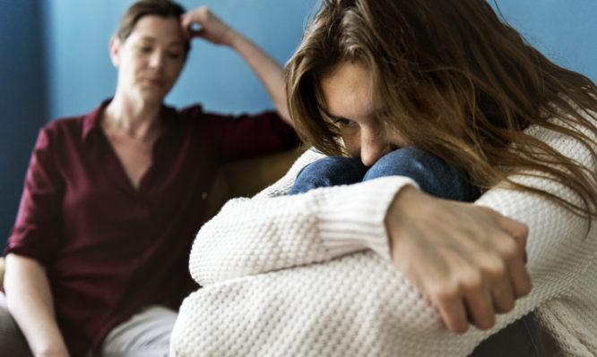 κατάθλιψη εφήβων