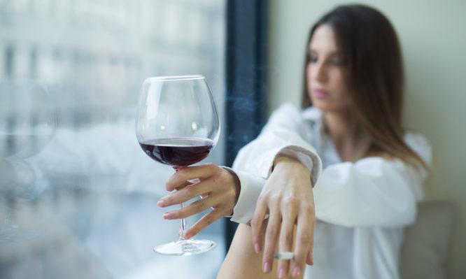 κρασί τσιγάρα