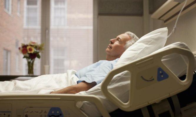 θάνατοι ασθενών