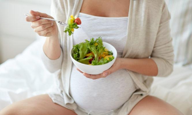 νηστεία εγκυμοσύνη