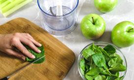 σπανάκι λουτεΐνη