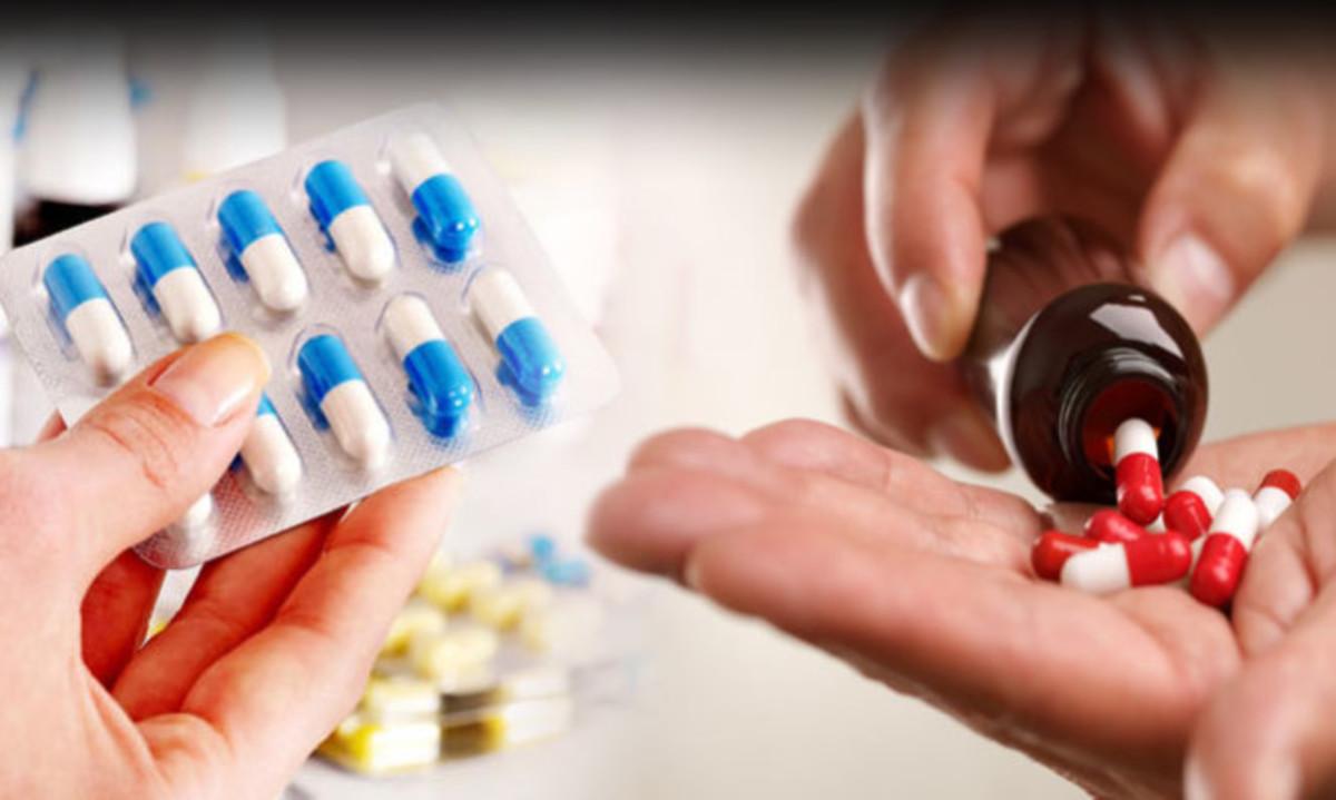αντιβιοτικών