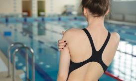 ώμος του κολυμβητή
