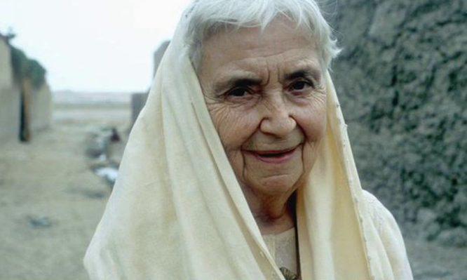 Dr. Ruth Pfau