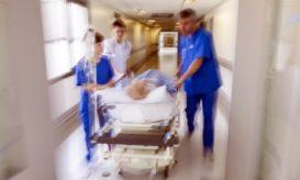 τραυματιοφορείς