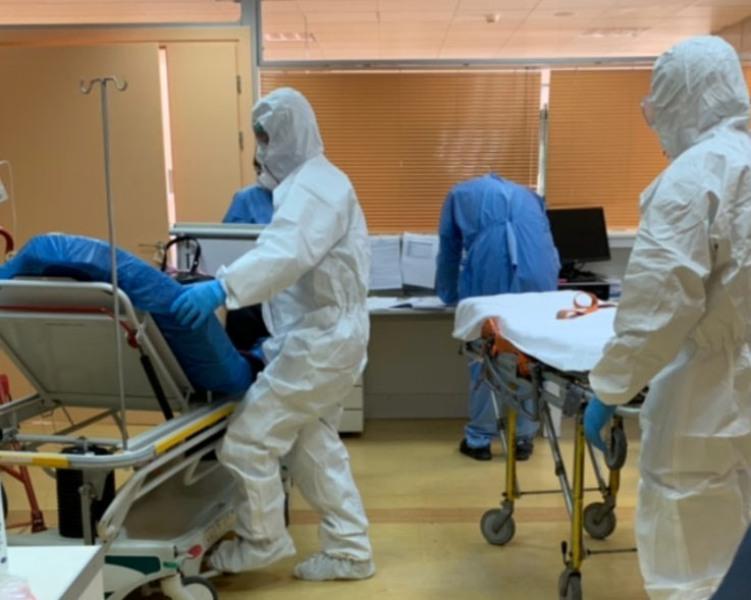 Κορωνοϊός: Θετικό κρούσμα και στο Νοσοκομείο Καλαμάτας - Η ...