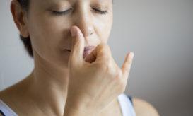 απώλεια όσφρησης