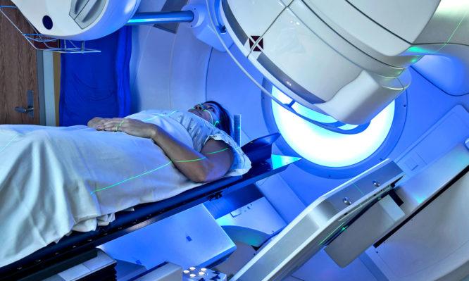 ακτινοθεραπείες