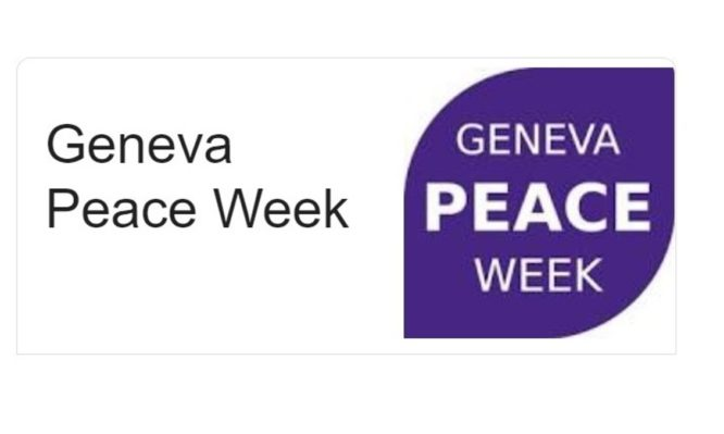 Εβδομάδα Ειρήνης