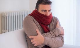 αίσθηση του κρύου