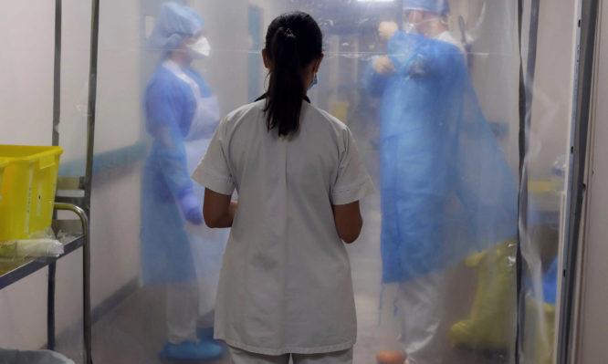 νοσηλευτές