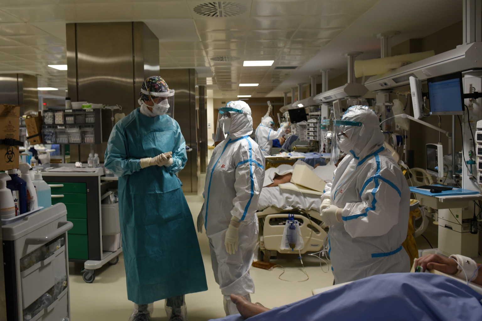 """Κορονοϊός - Θεσσαλονίκη: """"Χάνουμε ασθενείς πριν προλάβει να τους δει  γιατρός"""" Τραγική η κατάσταση στα νοσοκομεία - Iatropedia"""