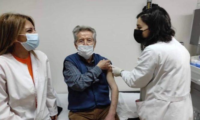 εμβολιασμοί