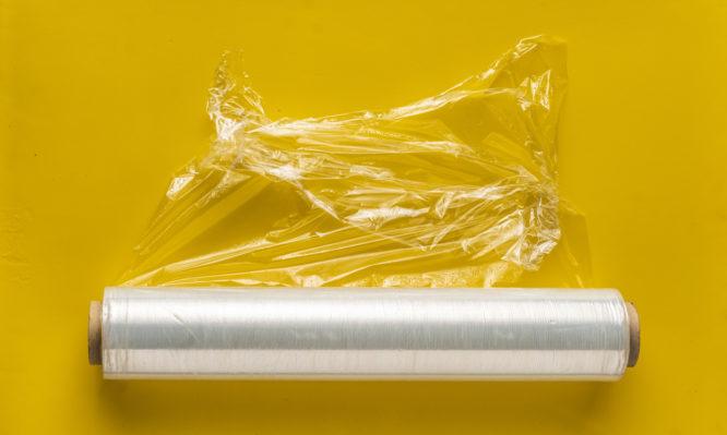 πλαστική μεμβράνη