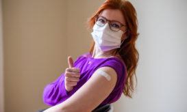 μετά τον εμβολιασμό