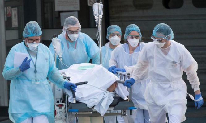τραυματιοφορέας