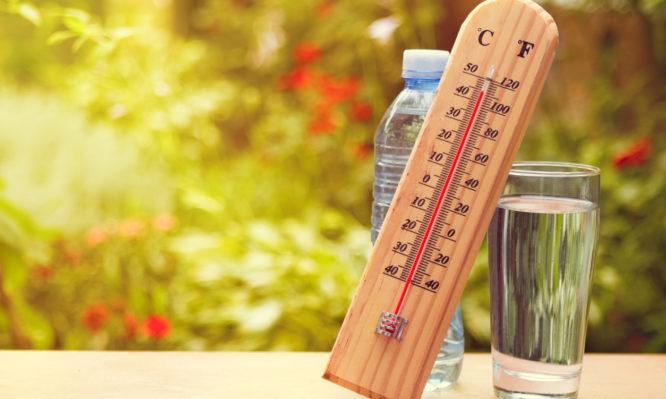 ζέστη
